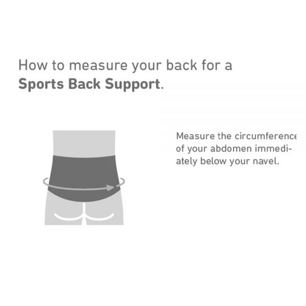 Sports Back Support
